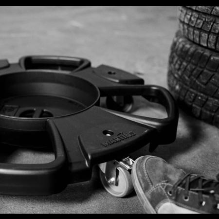 Martins Industries Canuck Tire Puck - Reifenkarre Wheel Trolley