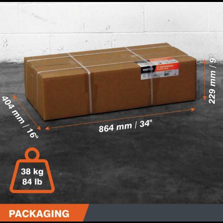 Martins Industries Professioneller 2t-Rangierheber (2 Boxen)