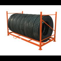 TBR Tyre folding rack