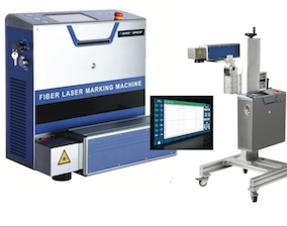 Stationäre Laser-Markiergeräte