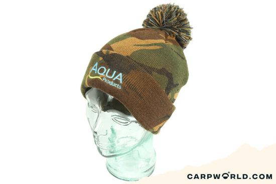 Aqua Products Aqua Camo Bobble Hat