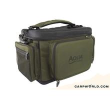 Aqua Front Barrow Bag Black Series