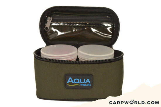 Aqua Products Aqua Roving 2 Pot Glug Bag Black Series