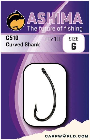 Ashima Ashima C510 Curved Shank