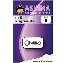 Ashima Ring Swivels Size 8 10st