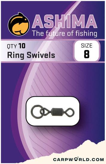 Ashima Ashima Ring Swivels Size 8 10st