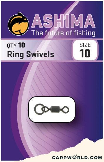 Ashima Ashima Ring Swivels  Size 10