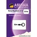 Ashima Ashima Ronny Rig swivel 25 lbs 10 pcs