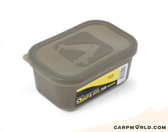 Avid Carp Avid Bait Tub - Small Size Tub With Lid