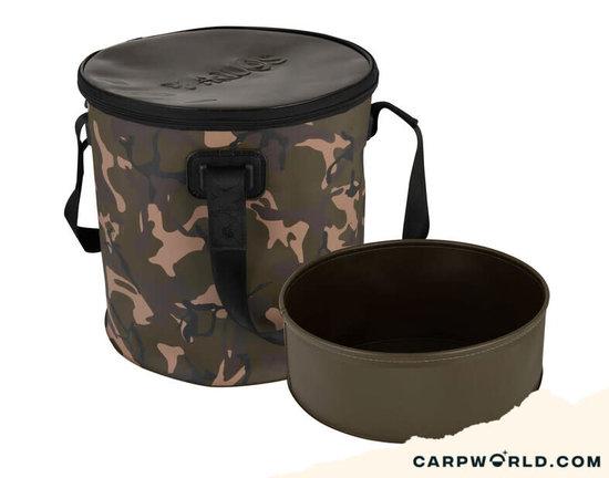 Fox Fox Aquos Camolite bucket and insert - 12 L