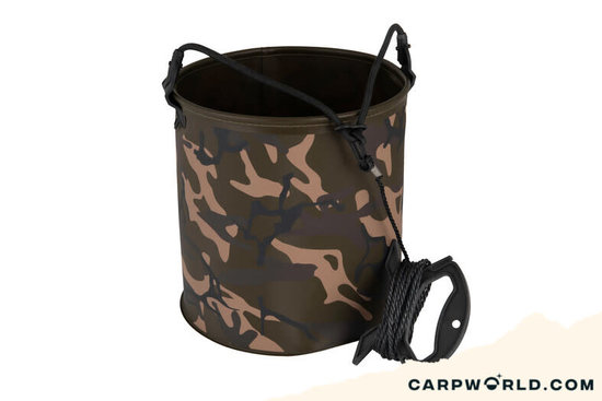 Fox Fox Aquos Camolite water bucket