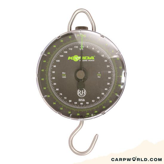 Korda Korda 120lb Dial Scales