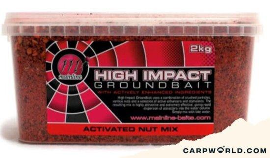 Mainline Mainline Activated Nut Mix 2 Kg