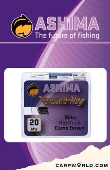 Ashima Ashima Ground-hog 15lb 20mt