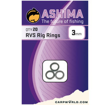 Ashima RVS Rig Rings