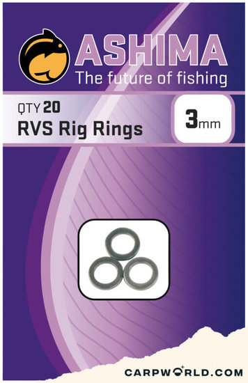 Ashima Ashima RVS Rig Rings