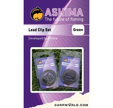 Ashima Lead Clips - complete kit