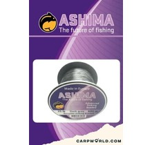 Ashima Gangster 8 braid sink black 600 m