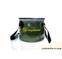 Ridgemonkey 10 Litre Perspective Collapsible Bucket