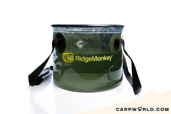 Ridgemonkey Ridgemonkey 10 Litre Perspective Collapsible Bucket
