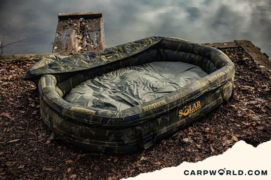 Solar Tackle Solar Undercover Camo Inflatable Unhooking Mat