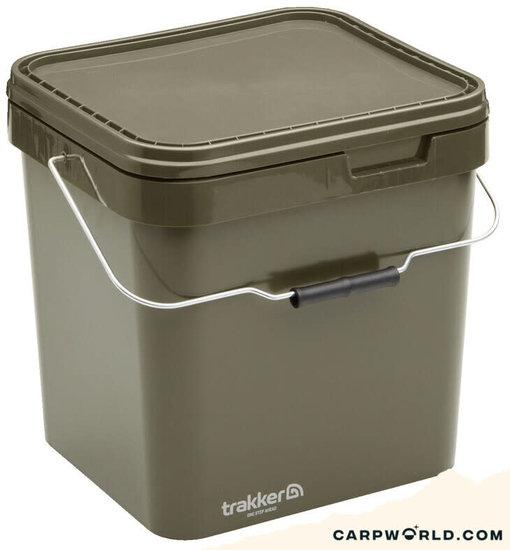 Trakker Products Trakker 17 Ltr Olive Square Container