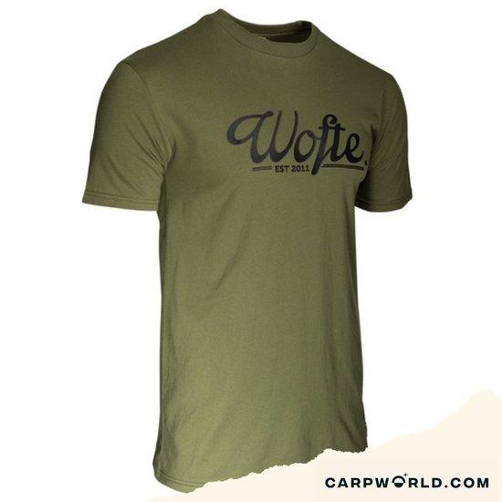 Wofte Clothing Wofte Est.11 T-Shirt
