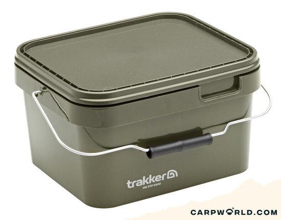 Trakker Products Trakker 5 Ltr Olive Square Container