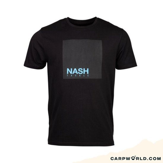Nash Nash Elasta-Breathe T-Shirt Black