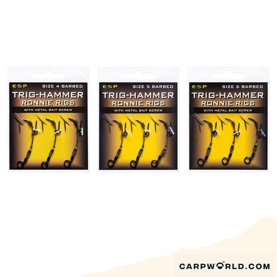 ESP Carpgear ESP Ronnie Rig Trig-Hammer