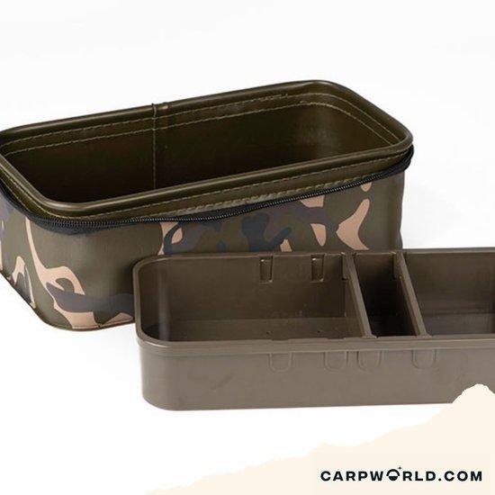 Fox Fox Aquos Camolite Rig Box  & Tackle Bag