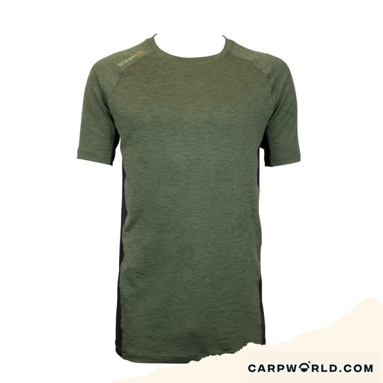 Trakker Products Trakker Marl Moisture Wicking T-Shirt