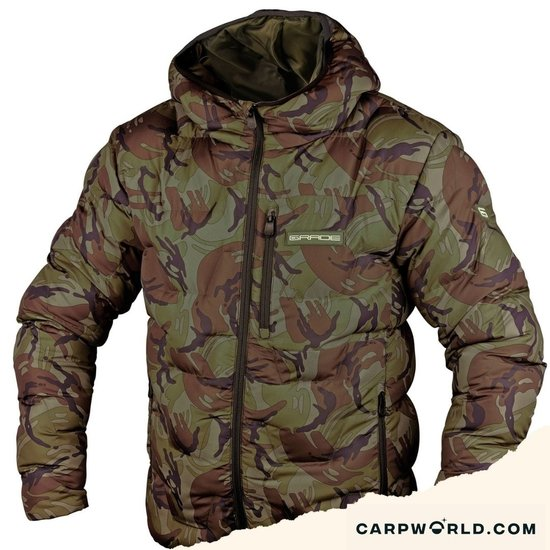 Grade Grade Camou Jacket