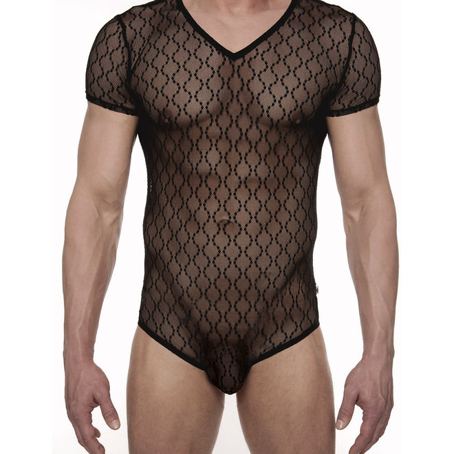 Spitzenjunge Nuoro bodysuit neo black