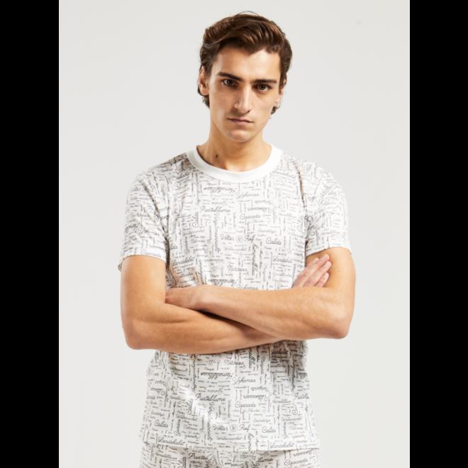 VRC t-shirt egg white