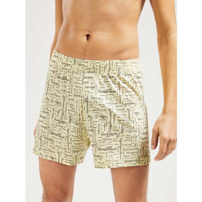 VRC woven short lime