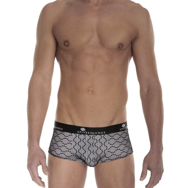 Spitzenjunge Teramo black&white lingerie
