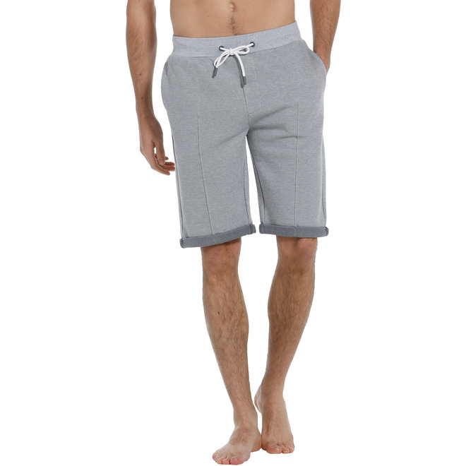 Pastunette lounge shorts grey