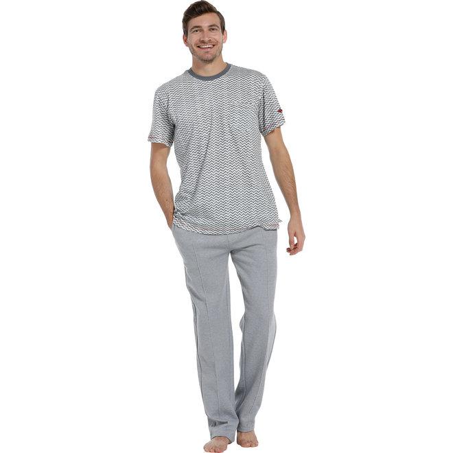 Pastunette lounge t-shirt grey
