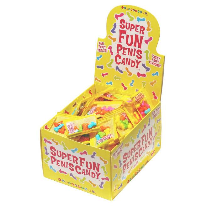 Super fun penis candy