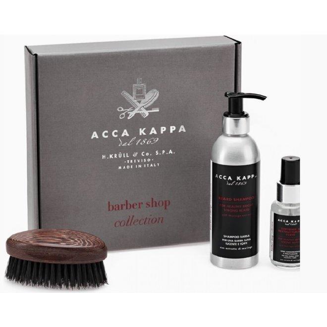 Acca Kappa barber shop collection box