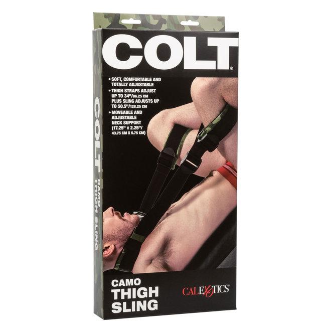 Colt camo thigh sling