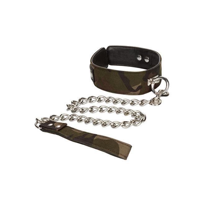 Colt camo collar&leash