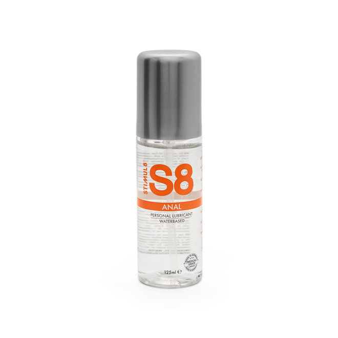 S8 anal lube