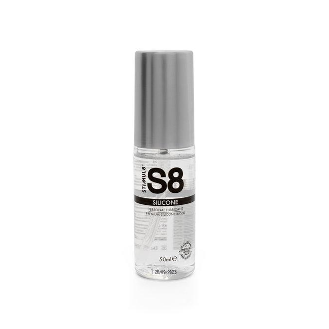 S8 silicone lube
