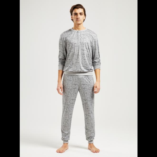 VRC pyjama set gravel me S
