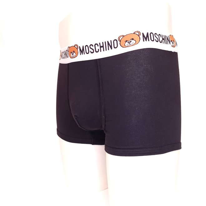 Moschino under-bear boxer black