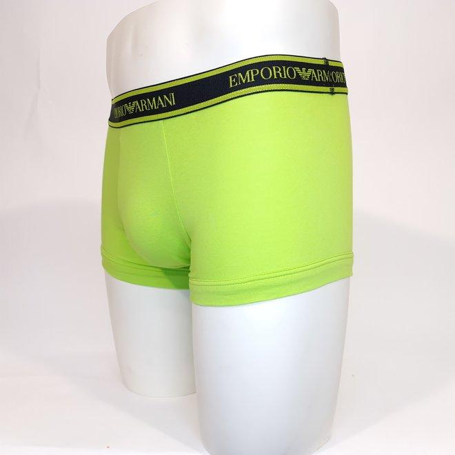 Emporio Armani coloured boxers