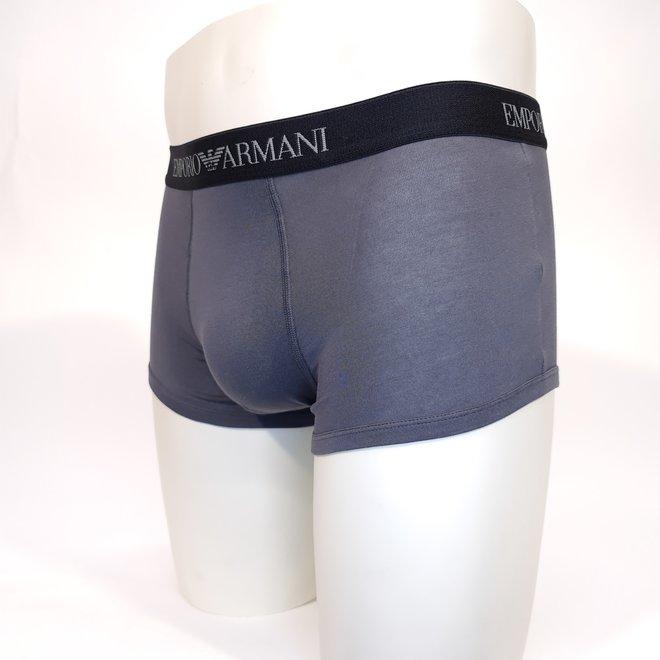 Emporio Armani logo boxer