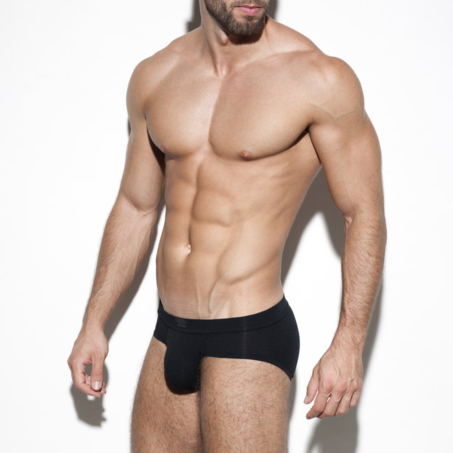 ES second skin brief black